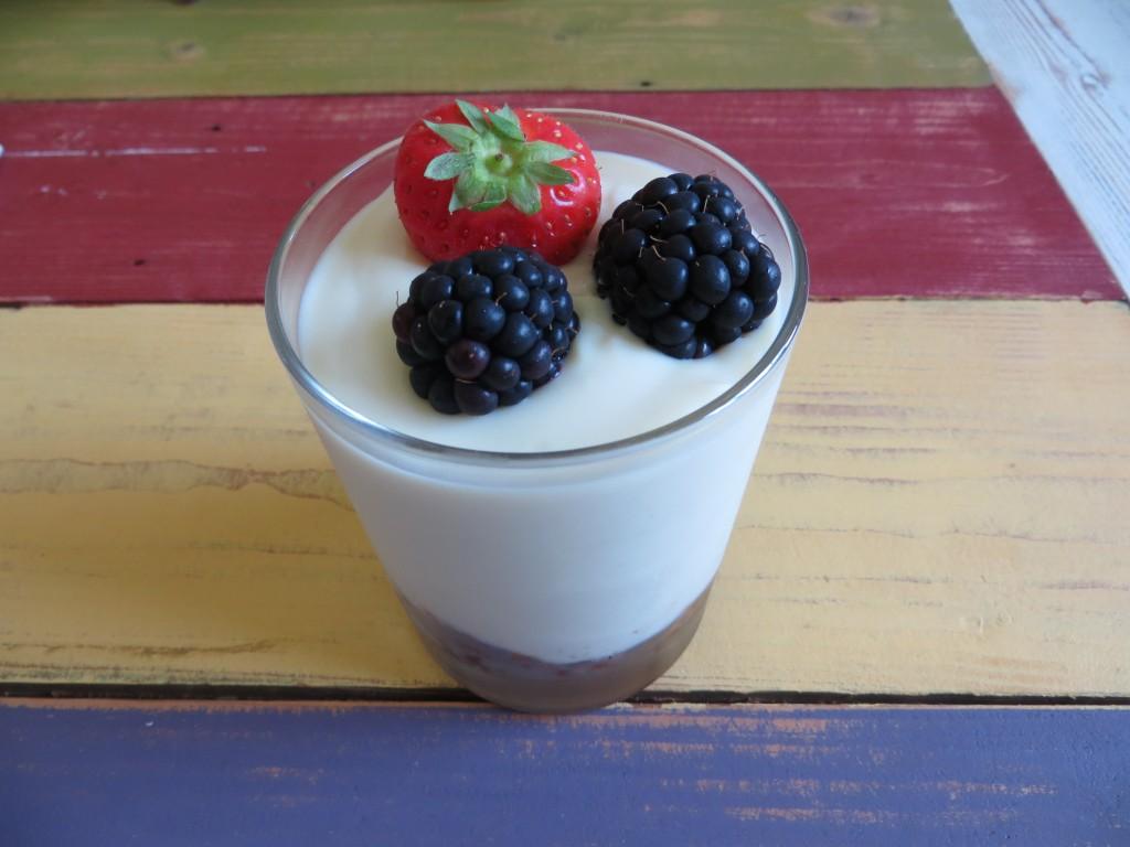 Herstel yoghurtdessert (V, F, V*, E)