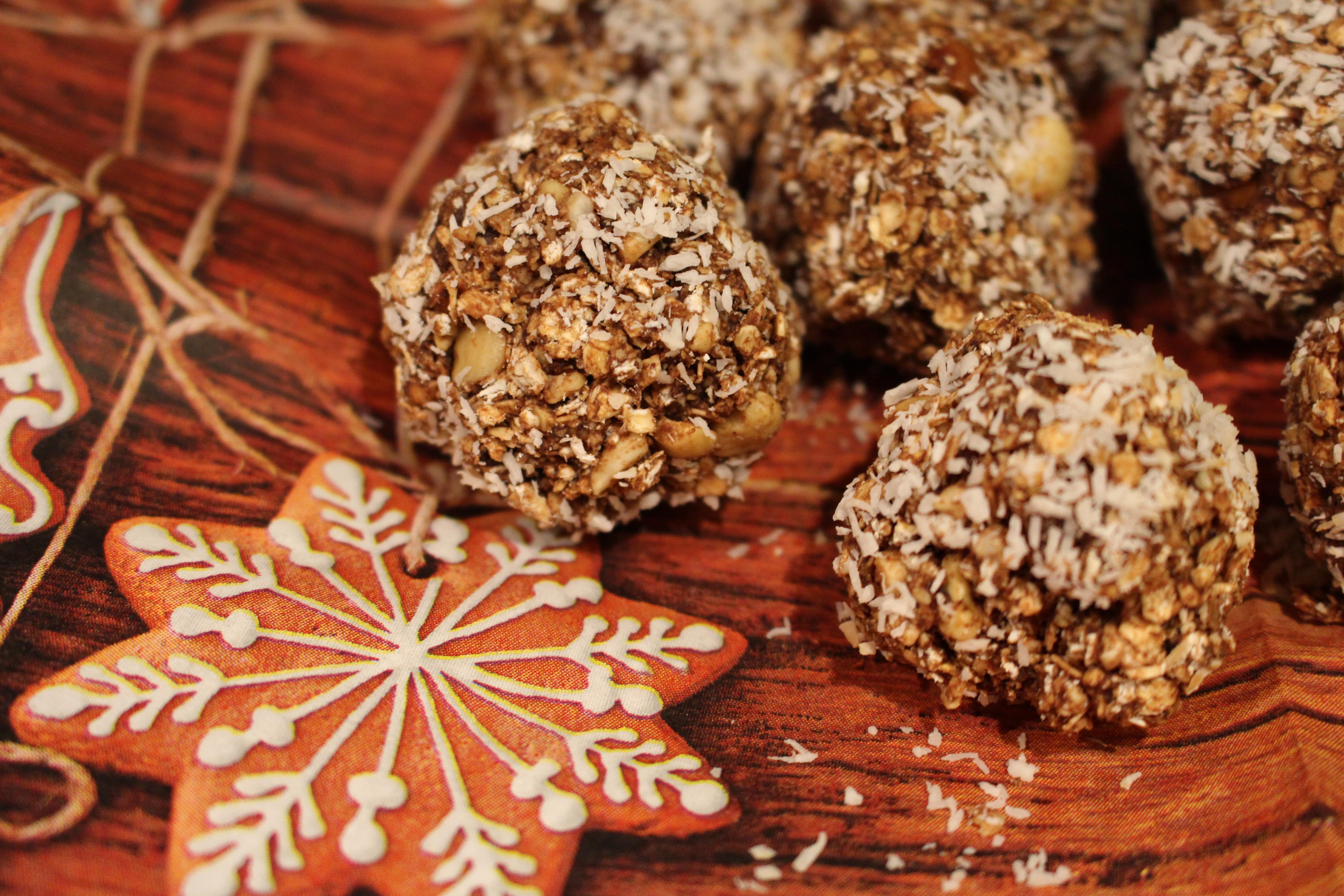 Amaretto Kerstballetjes (V, V*)