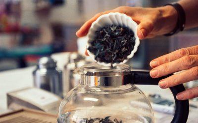 Nieuw event: High tea 'De weg van de thee en lekkernijen'