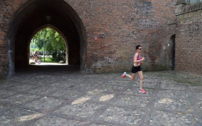 Nieuwe ontwikkelingen, (spontane) 5 kilometer en weer op het podium