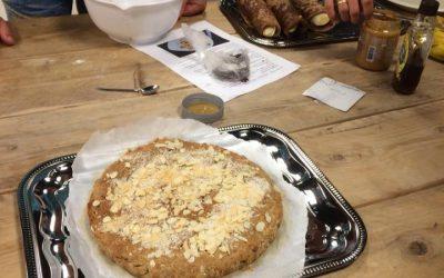 Succesvolle kookworkshop met teff-producten en een nieuwe samenwerking met Step One!