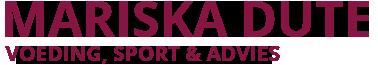 Mariska Dute - Voeding, Sport & Advies